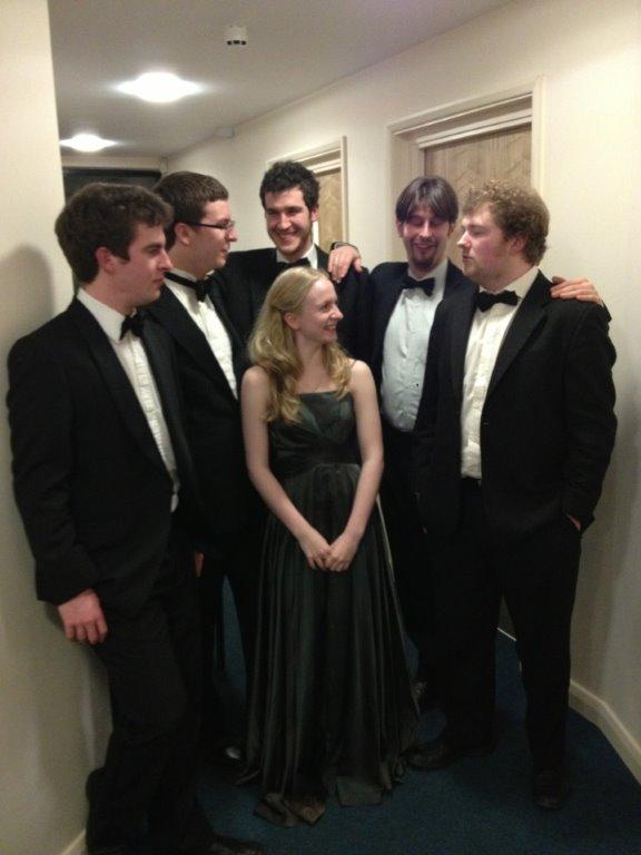 The Perks Ensemble at Port Regis