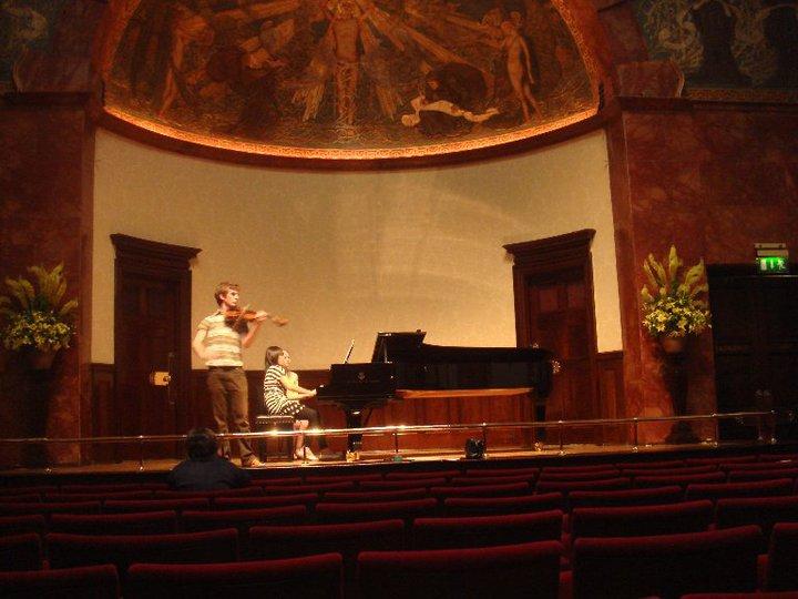 Enescu Konzertstück - Wigmore Hall